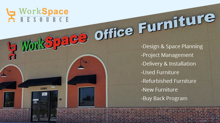 Workspace Resource Is Your Connection For New And Used Corporate Office  Furniture, Offering Our Services In Office Space Planning U0026 Design, ...